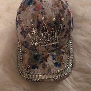 Accessories - Rhinestone hat